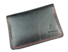 Обложка для прав/тех.паспорта черная 21151060