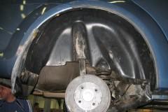 Фото 5 - Подкрылок задний левый для Renault Logan '04-12 (Novline)