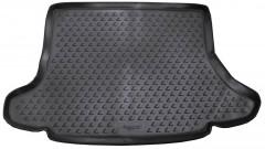 Коврик в багажник для Lexus CT 200H '11-, без сабвуфера, полиуретановый (Novline / Element) черный