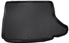 Коврик в багажник для Lexus CT 200H '11-, с сабвуфером, полиуретановый (Novline) черный