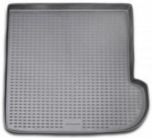 Коврик в багажник для Subaru Tribeca '04-07, 5 мест, полиуретановый (Novline / Element) черный