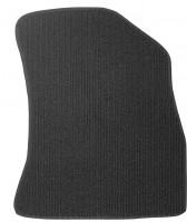 Фото 3 - Коврики в салон для Citroen C4 Picasso / Grand Picasso '13- текстильные, темно-серые (Корона)