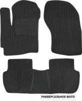 Коврики в салон для Subaru Outback '15- текстильные, темно-серые (Корона)