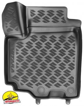 Коврики в салон 3D для Suzuki Vitara '15- полиуретановые, (Novline / Element)
