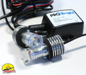 Дневные ходовые огни в поворотники TDRL 4,5 Base для Skoda Octavia '97-09 (ProBright)