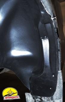 Подкрылок задний левый для Mitsubishi Lancer 9 '04-09 (Nor-Plast)