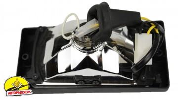 Противотуманные фары для Chevrolet Niva комплект (Dlaa)