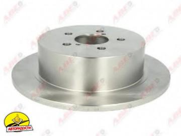 Комплект задних тормозных дисков ABE C47006ABE (2 шт.)