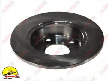 Комплект задних тормозных дисков ABE C4A017ABE (2 шт.)