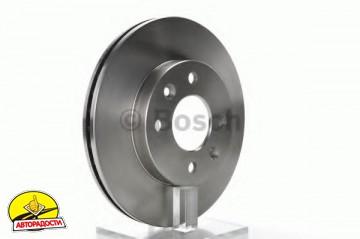 Комплект тормозных дисков BOSCH 0 986 478 276 (2 шт.)