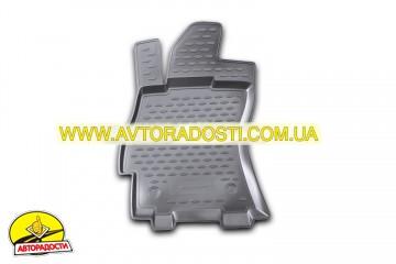 Коврики в салон для Subaru Legacy '10-14 полиуретановые (Novline)
