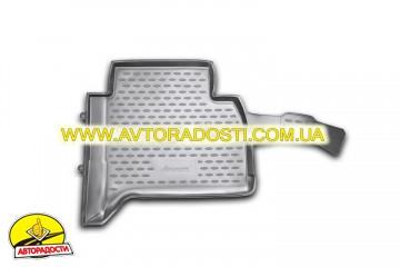 Коврики в салон для Volkswagen Amarok '10- полиуретановые (Novline / Element)