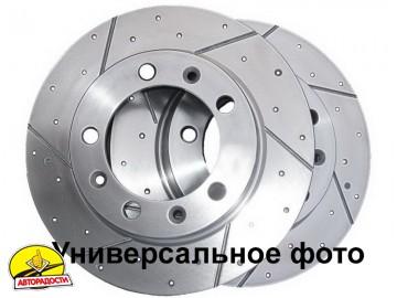 Комплект тормозных дисков BREMBO 09.A204.11 (2 шт.)