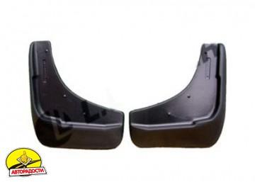 Брызговики передние для Mazda CX-5 '12-17 (Lada Locker)