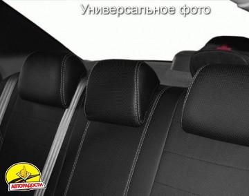 Авточехлы из экокожи X-LINE для салона Ssangyong Korando '11- (AVTO-MANIA)