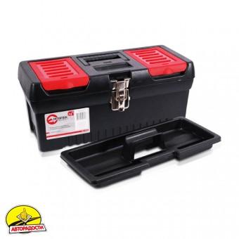 Ящик для инструментов с металлическими замками BX-1016 (Intertool)