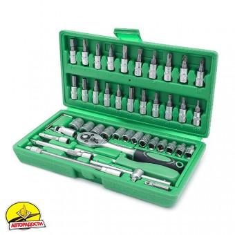 Набор инструментов ET-6046 (Intertool)