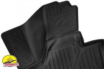 Коврики 3D в салон для Lexus RX '16- полиуретановые (Novline)