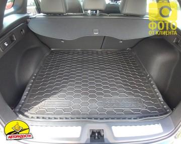 Коврик в багажник для Renault Kadjar