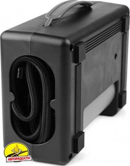 Автомобильный компрессор с цифровым манометром и автостопом Coido 6312D
