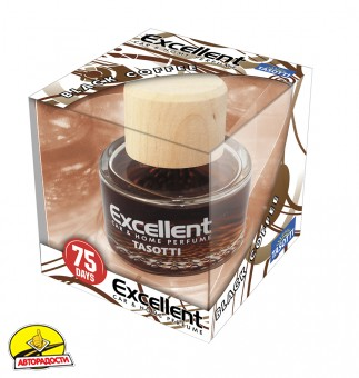 "Ароматизатор Tasotti ""Liquid Excellent"" Black Coffe 60 мл."