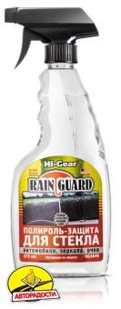 Защитный полироль для стекла Hi-Gear HG5649 473  мл.
