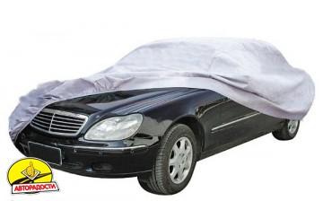Тент автомобильный для седана Milex PEVA+PP Cotton L (+ зеркало и замок)