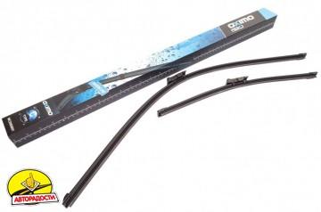 Щетки стеклоочистителя бескаркасные Oximo 650 и 400 мм. (к-кт) WC3506001