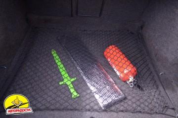 Сетка в багажник 90х70см. TN063