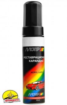 Краска для ремонта сколов и царапин Hyundai HYU F2 темно-серый металлик 12 мл. (Motip)