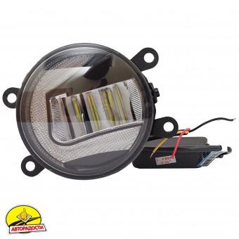 Противотуманные фары c ДХО (LED-DRL) светодиодные fl-drl-005