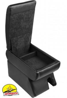 Подлокотник ArmRest для Skoda Octavia A5 2005 - 2013 (черный)