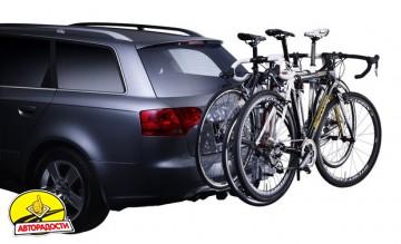 Крепление для 3 велосипедов на фаркоп HangOn 974 (Thule)
