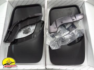 Бризговики для Audi Q7 с 2015. Оригинальные ОЕМ 30075024