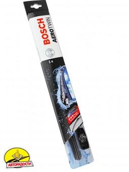 Щётка стеклоочистителя бескаркасная Bosch AeroTwin Plus 425 мм. AP 425 U