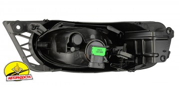 Противотуманные фары для Honda Civic 4D '09-12 комплект (Dlaa) седан