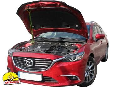 Газовый упор капота для Mazda 3 '14-