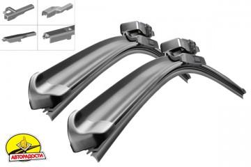 Щётки стеклоочистителя бескаркасные Bosch AeroTwin Multi-Clip 650 и 400 мм. (к-кт) AM 468 S