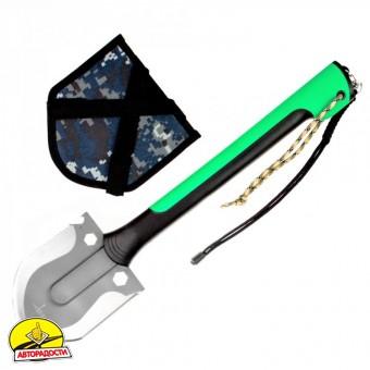 Лопата многофункциональная ACE G-3 зеленая