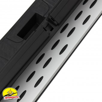 Пороги (подножки) для Mercedes GL-Сlass /GLS  X166 '12-  (ASP)