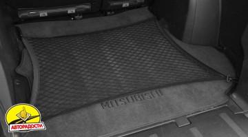 Сетка в багажник эластичная для Mitsubishi Outlander / ASX / Pajero Wagon / Pajero Sport, однослойная