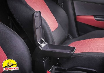 Подлокотник ArmSter S для Renault Megane '16- (чёрный)