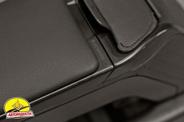 Подлокотник ArmSter 2 для Suzuki Swift '2017- (чёрный)