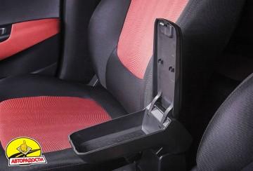 Подлокотник ArmSter S для Kia Rio '17- (чёрный)