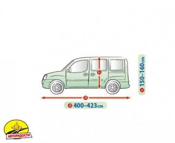 """Тент автомобильный для минивена """"Mobile Garage"""" (M LAV)"""