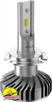 Автомобильные лампочки Philips Ultinon LED H7 (PX26d) 6200К (2 шт.) 11972ULWX2