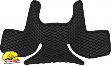 Коврики в салон для Audi 100 /A6 '91-97, EVA-полимерные, черные (Kinetic)