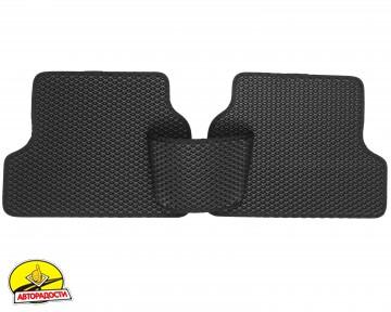 Коврики в салон для Ford Focus II '04-11, EVA-полимерные, черные (Kinetic)