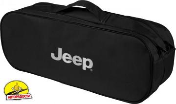 Сумка технической помощи Jeep черная