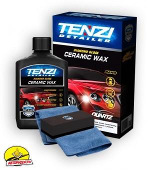 "Воск для автомобиля (с кварц-керамикой) ""CERAMIC WAX"" Tenzi 300 мл."